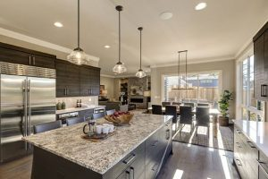Kitchen with Wood Floors | JDS Floor Concepts - Craftsmen of Visionary Tile & Flooring Possibilities in Southwest Florida